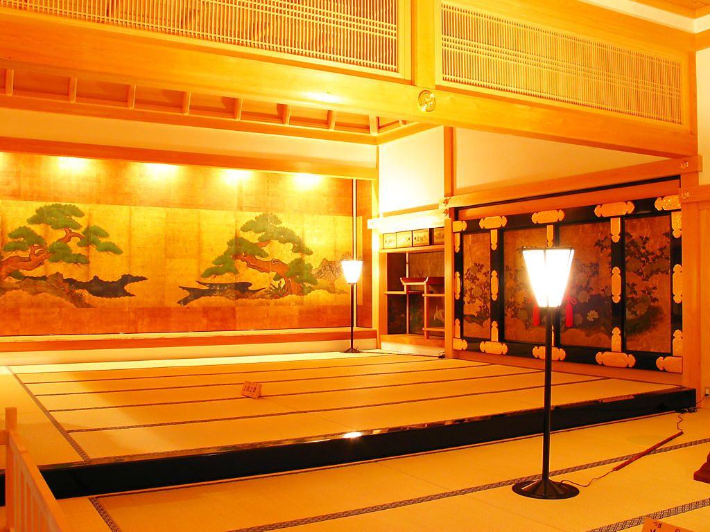 篠山城大書院の結婚式