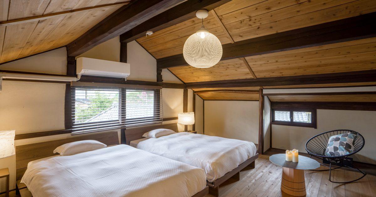 篠山の古民家ホテル