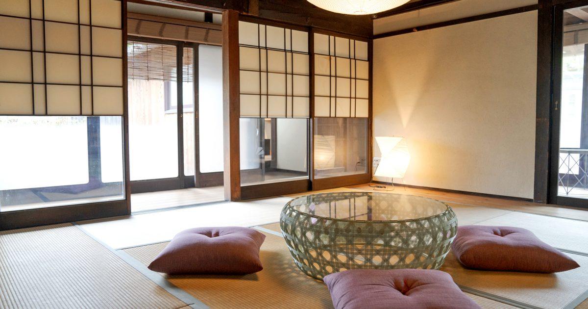 篠山城下町ホテルNIPPONIAの新たな一棟貸切の客室YOMENA