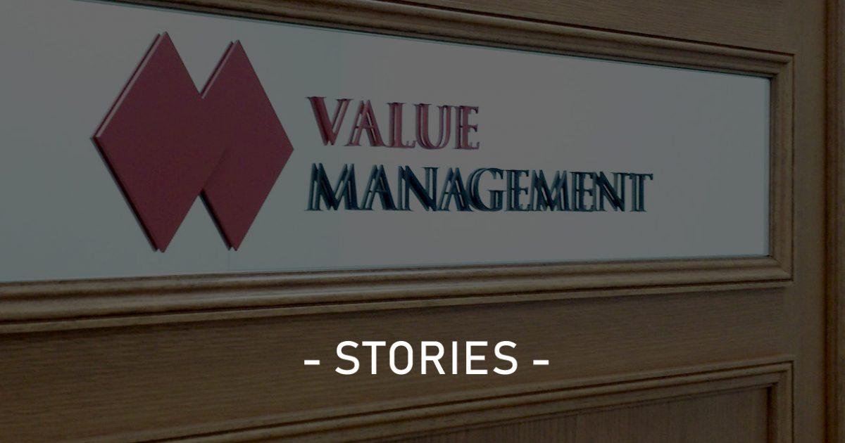 バリューマネジメントプロジェクトストーリー