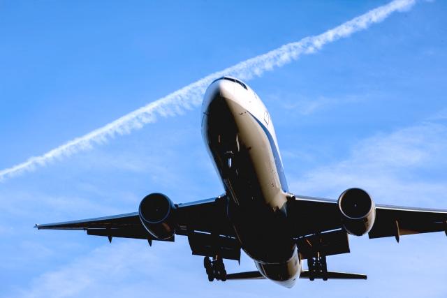 ANA全日空飛行機